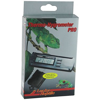 Lucky Reptile Thermometer-Hygrometer PRO
