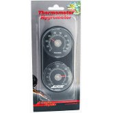 Lucky Reptile Dial Thermometer/Hygrometer