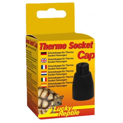 Lucky Reptile Thermo Socket Silicone Cap
