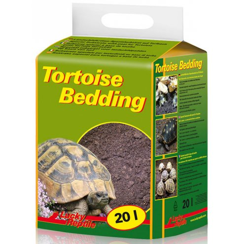 Lucky Reptile Tortoise Bedding 20L