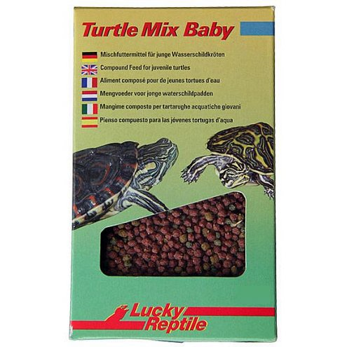 Lucky Reptile Turtle Mix Baby 20g