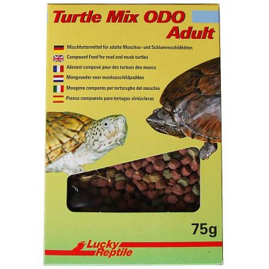 Lucky Reptile Turtle Mix ODO Adult 75g