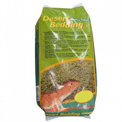 Lucky Reptile Desert Bedding Golden Yellow 20 Litre