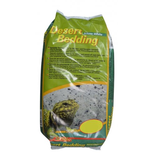 Lucky Reptile Desert Bedding Snow White 20 Litre