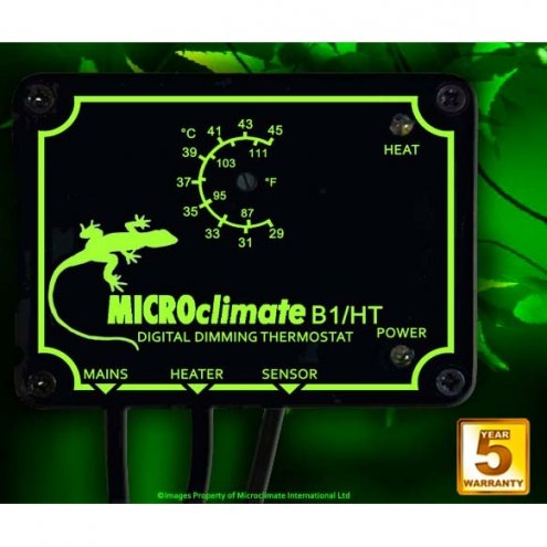 Microclimate B1HT High Temp Dimming Thermostat