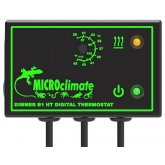 Microclimate Dimmer B1 High Temp Thermostat Black 600w