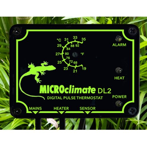 Microclimate DL2 Pulse Thermostat with Alarm