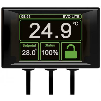 Microclimate Evo Lite Thermostat Black