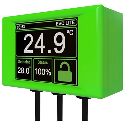 Microclimate Evo Lite Thermostat Green