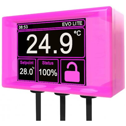 Microclimate Evo Lite Thermostat Pink
