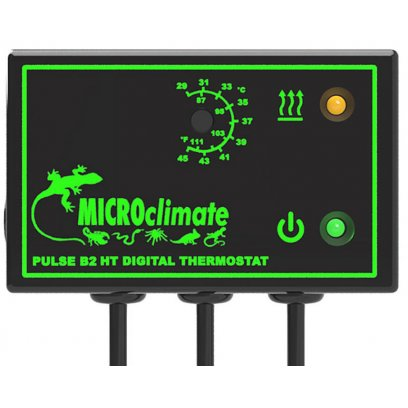 Microclimate Pulse B2 High Temp Thermostat Black 600w