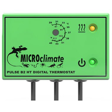Microclimate Pulse B2 High Temp Thermostat Green 600w