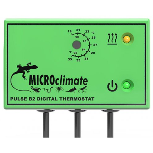 Microclimate Pulse B2 Thermostat Green 600w