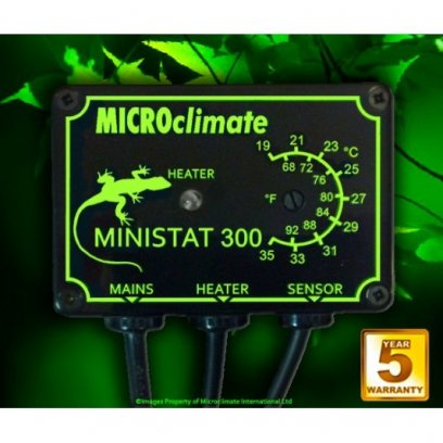 Microclimate Ministat On-Off Thermostat 300w