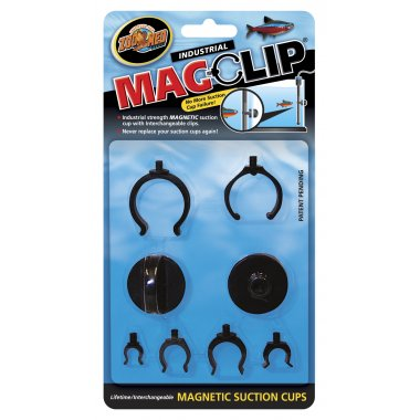 Zoo Med MagClip Magnet Suction Cups