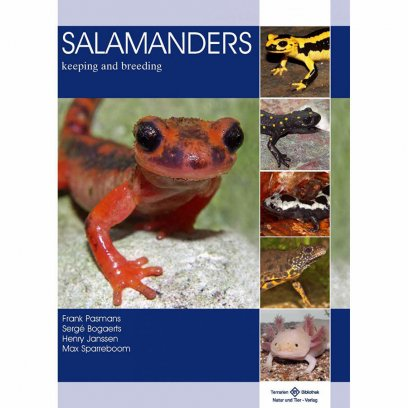 NTV Salamanders Keeping & Breeding (Pasmans et al)