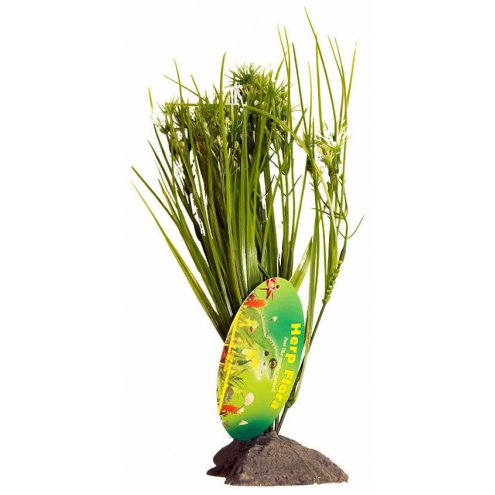 Lucky Reptile Serengeti Grass white flowers 30cm