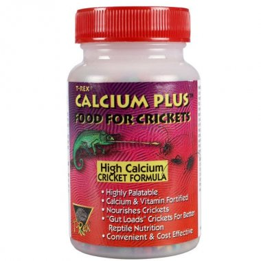 T-Rex Calcium Plus Cricket Food 56g