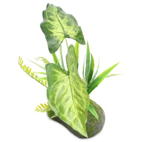 ProRep Artificial Philodendron Gigas Plant 35cm