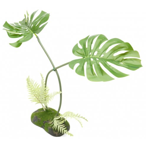 ProRep Artificial Philodendron Monstera Plant 45cm