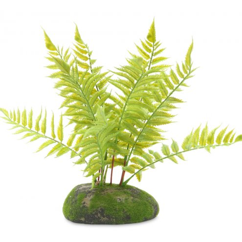 ProRep Artificial Tropical Fern Plant 25cm