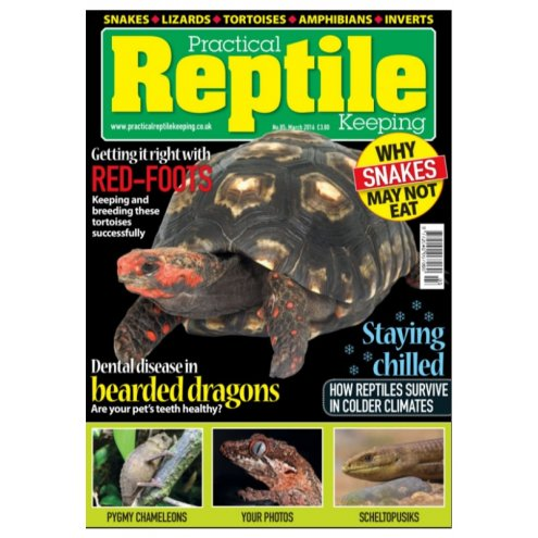 Practical Reptile Keeping March 2016