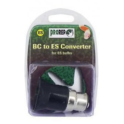 ProRep Bayonet to ES Converter (for ES Bulbs)