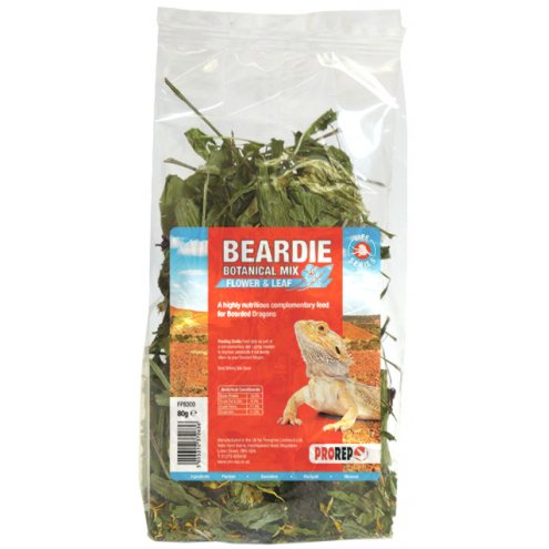 ProRep Bearded Dragon Botanical Mix 80g