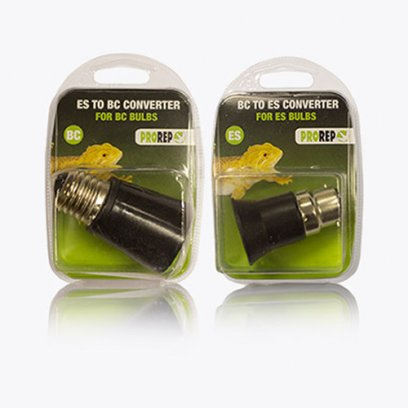 ProRep ES to Bayonet Converter (for BC Bulbs)