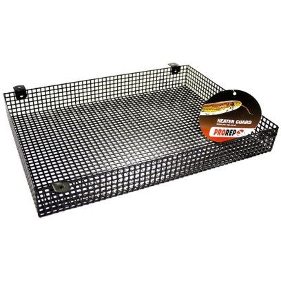 ProRep Reptile Radiator Guard Black
