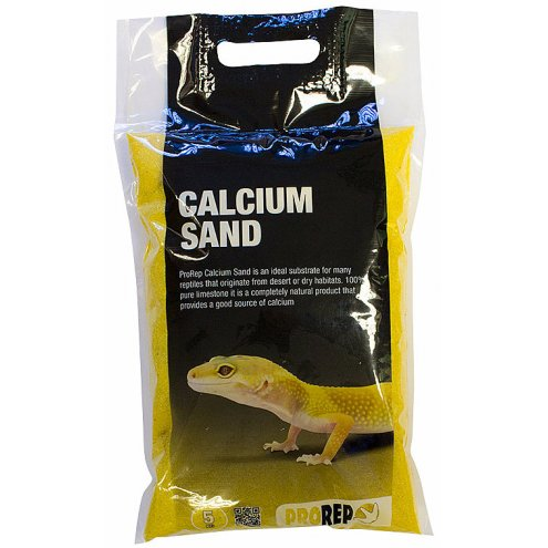ProRep Calcium Sand Yellow 5kg