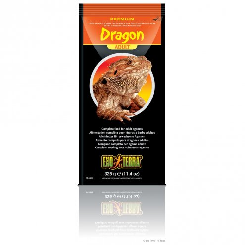 Exo Terra Bearded Dragon Food Adult 325g