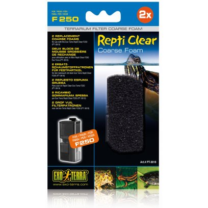 Exo Terra Repti Clear 250 Coarse Foam
