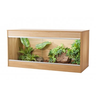 Vivexotic Repti-Home Vivarium - Maxi Large Oak 115x49x56cm