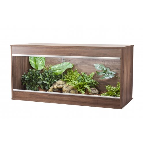 Vivexotic Repti-Home Vivarium - Maxi Large Walnut 115x49x56cm