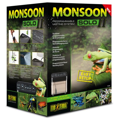 Exo Terra Monsoon Solo II Misting System