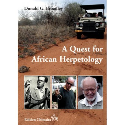 Chimaira A Quest to African Herpetology