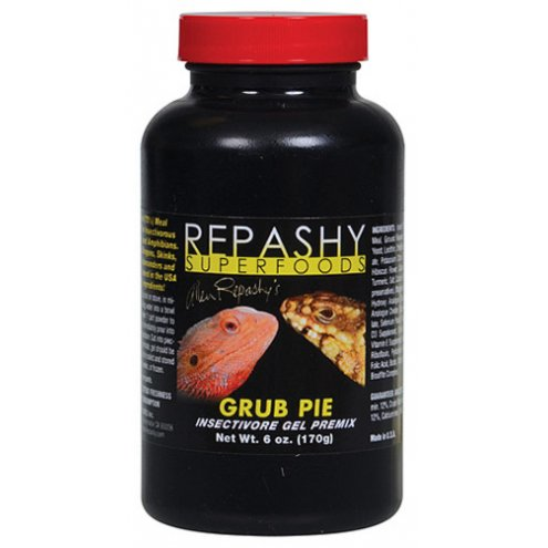 Repashy Superfoods Grub Pie for Reptiles 170g