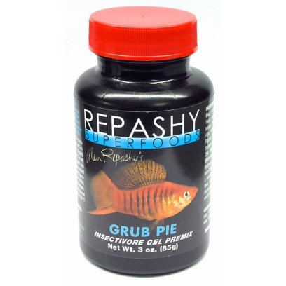 Repashy Fishfood Grub Pie for Fish 84g