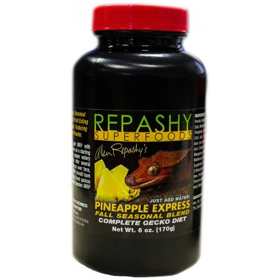 Repashy Superfoods Crested Gecko Pineapple Express 170g