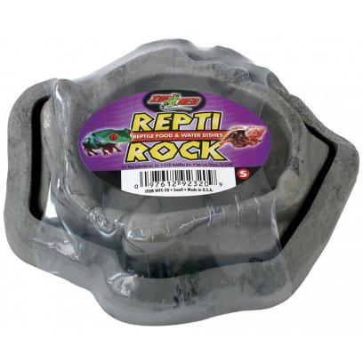 Zoo Med Repti Rock Food & Water Dishes Small