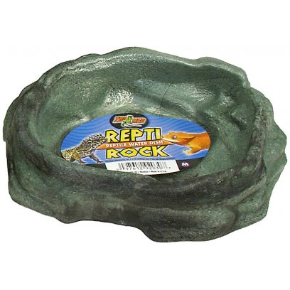 Zoo Med Repti Rock Water Dish Medium 170 x 130mm