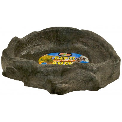 Zoo Med Repti Rock Water Dish X-Large 260 x 190mm