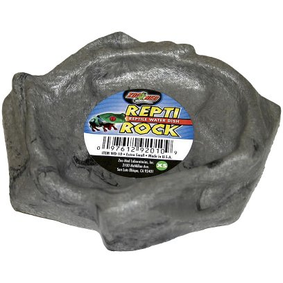 Zoo Med Repti Rock Water Dish X-Small 120 x 100mm