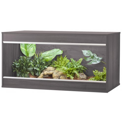Vivexotic Repti-Home Vivarium - Maxi Large Grey 115x49x56cm
