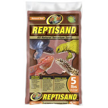 Zoo Med ReptiSand Natural Red 2.25Kg