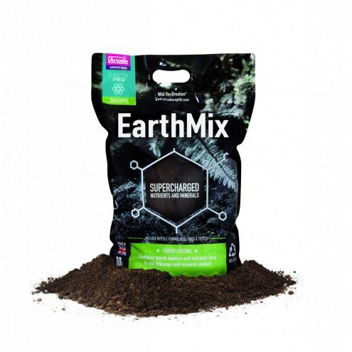 Arcadia Earth Mix Substrate 10 Litres