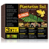 Exo Terra Plantation Soil 3-Pack