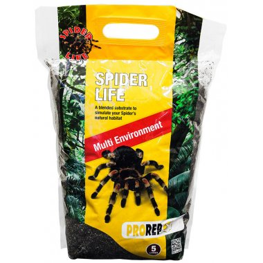 ProRep Spider Life Substrate 5 Litre