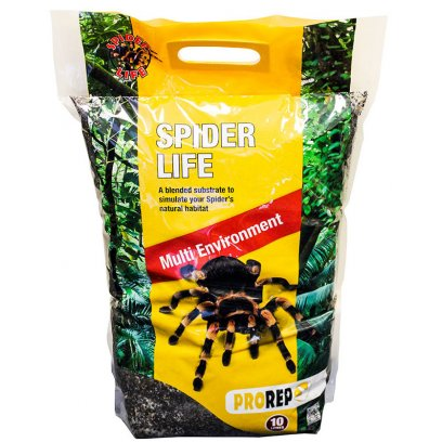 ProRep Spider Life Substrate 10 Litre